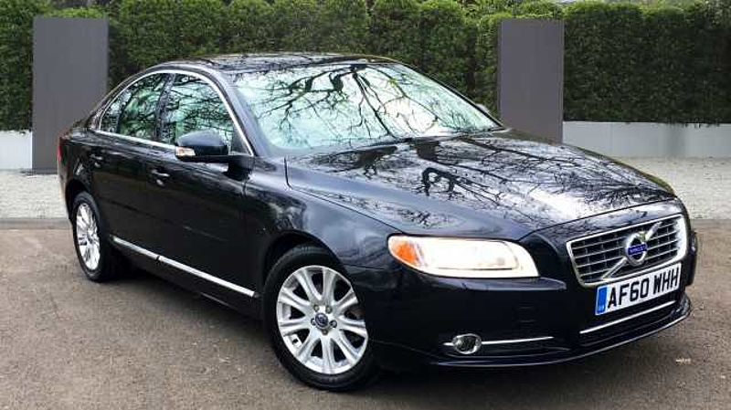 Volvo S80 SE + Heated Seats + Park Assist + Cruise Control + In Car Entertainment